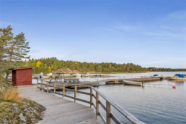 Möjlighet till båtplats i Hummelsviken