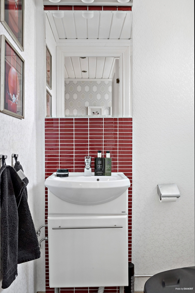 WC entréplan