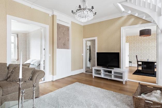 Lägenhet 2 - Vardagsrum