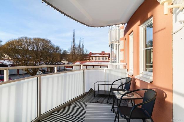 ...balkong med bra solläge