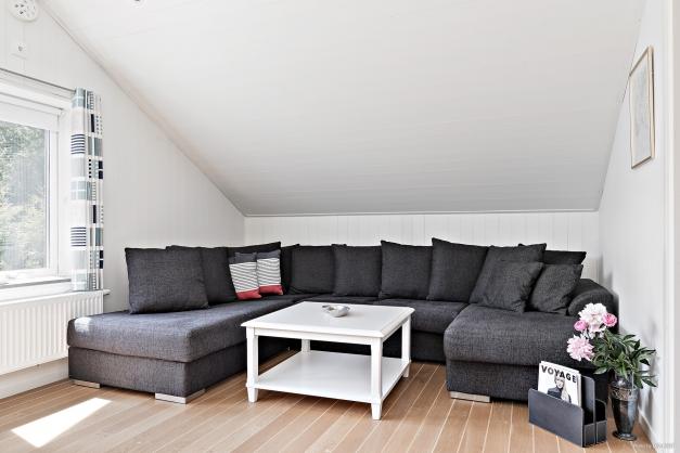 Gott om plats för soffa