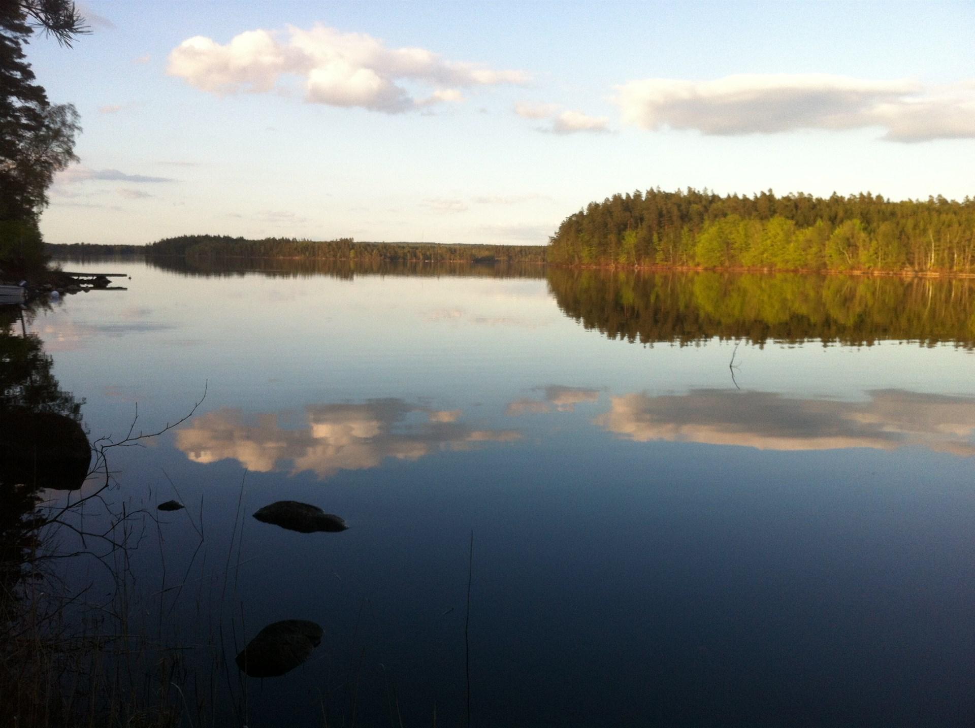 Sjön Immeln
