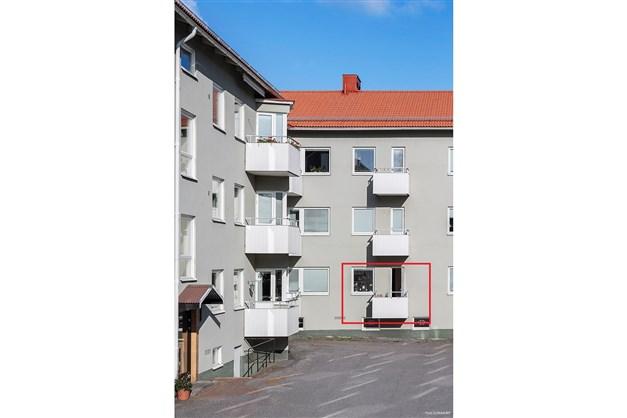 Lägenhetens placering