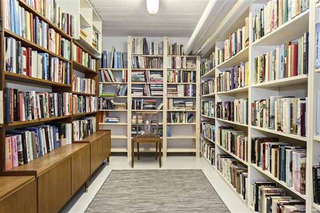 Föreningens gemensamma bibliotek