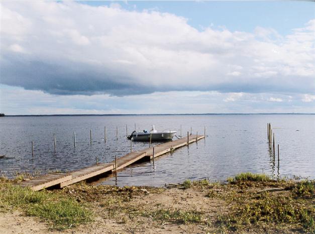 Bild från 2015 på båtplatsen