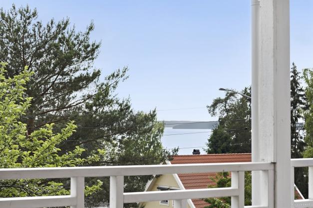 Utsikt från altanen
