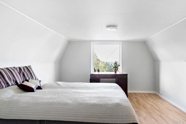 Stora sovrummet ovanvåningen