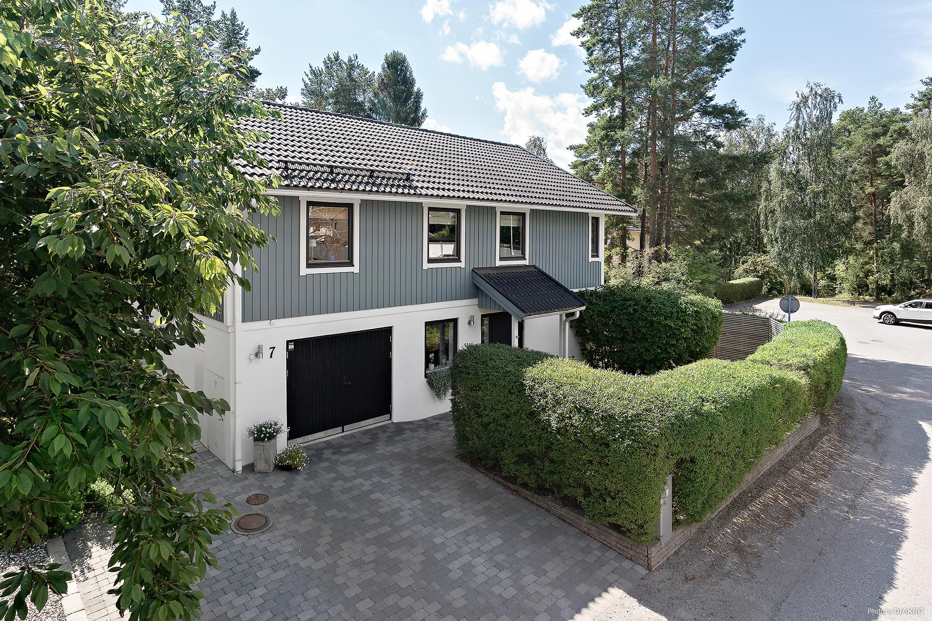 Välskött familjevilla i attraktiva Gånsta - nära till skola, förskolor och natur!