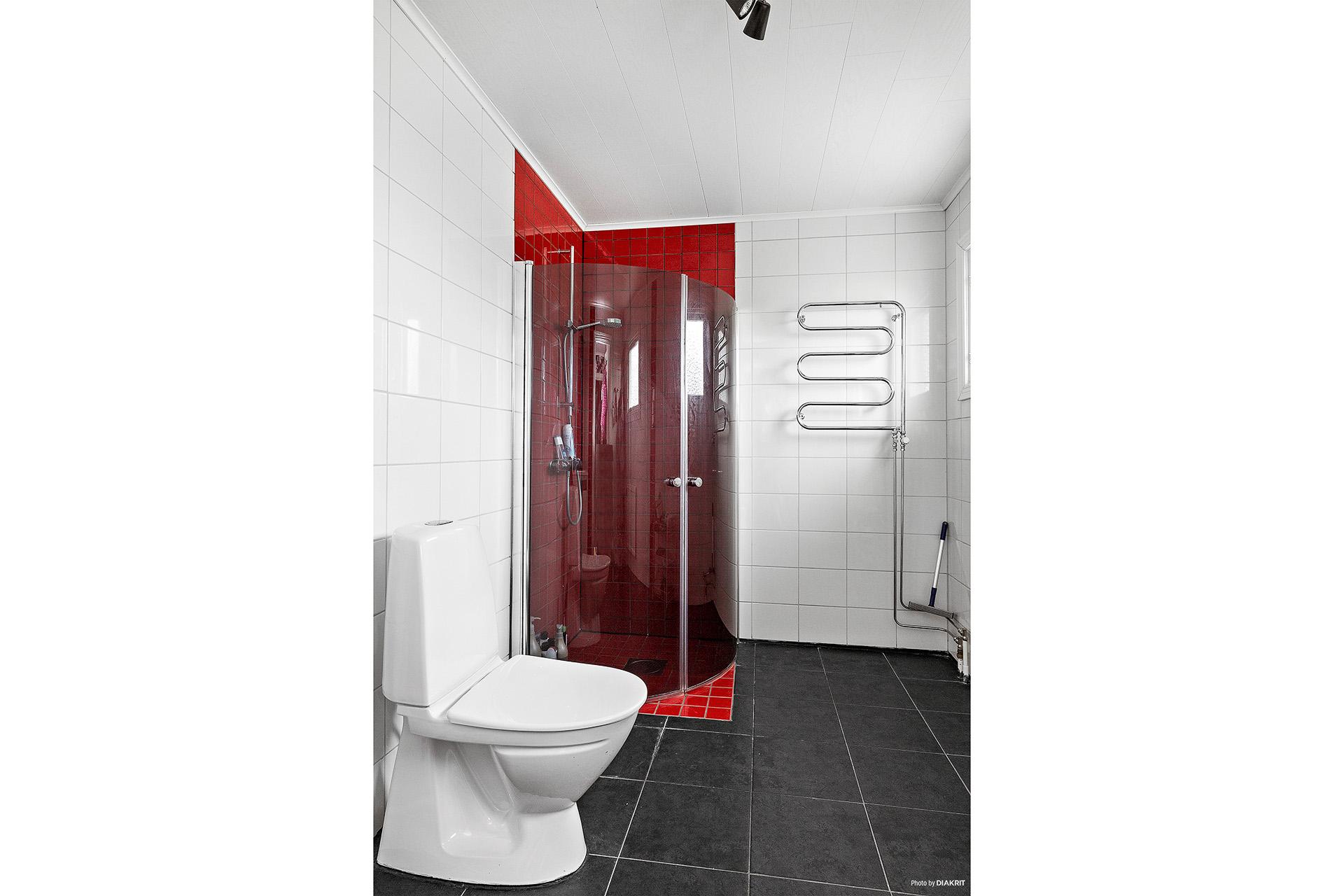 WC/Dusch i 4:an