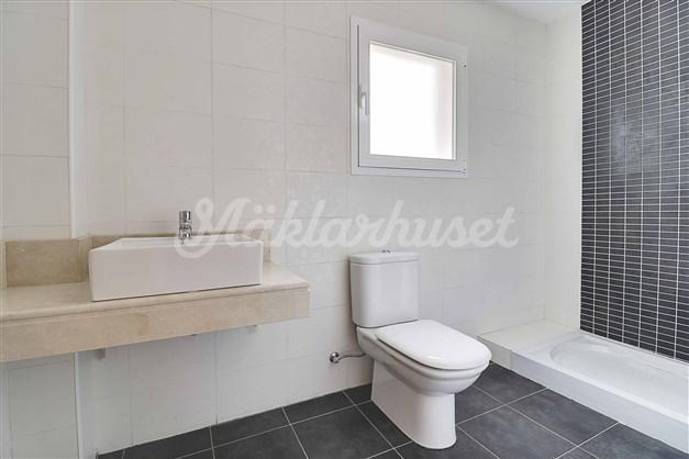 WC med dusch