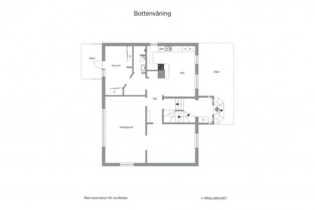 Planritning BV