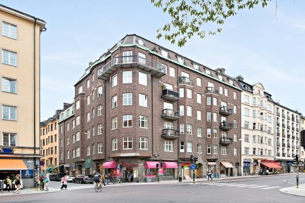 Fastigheten Östgötagatan 33 & Folkungagatan 61