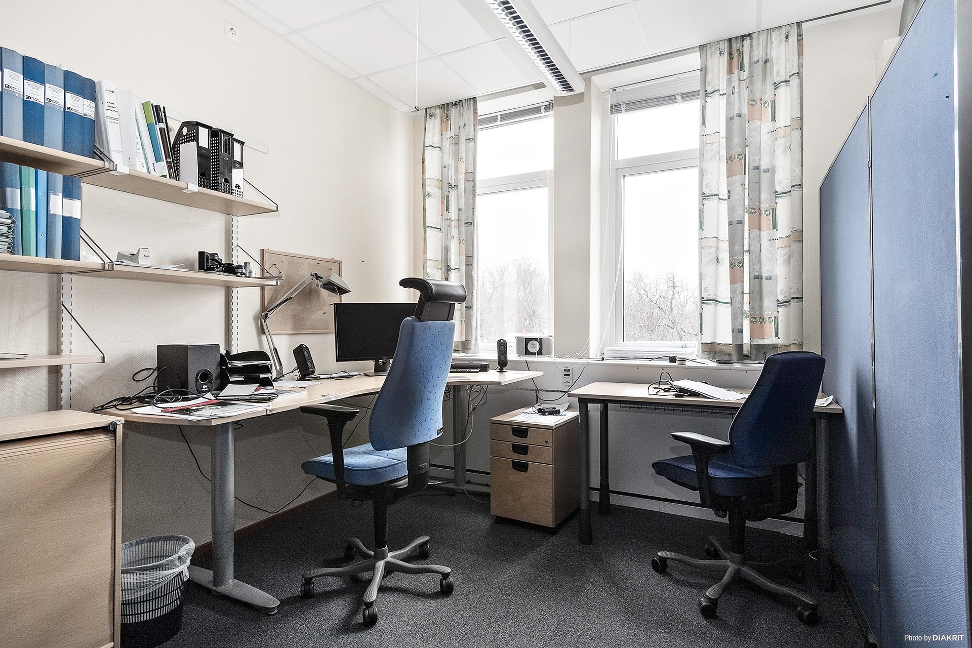 Mindre kontorsrum