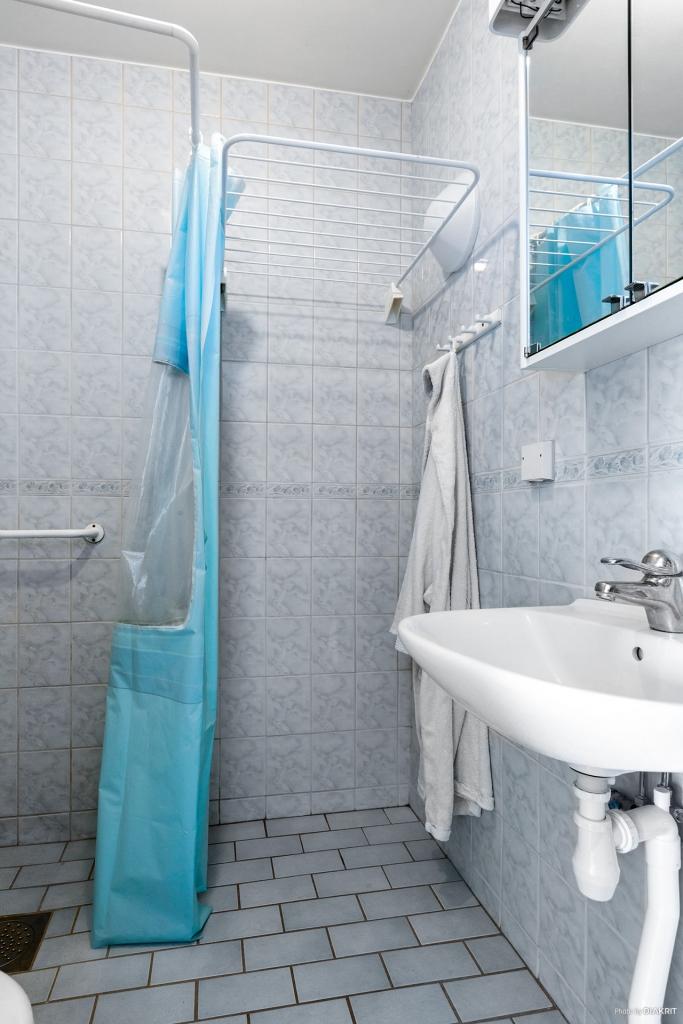 Helkaklad toallet/dusch