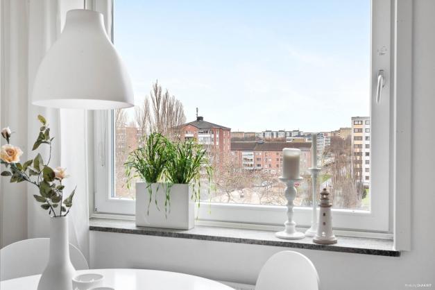 Utsikt från kök