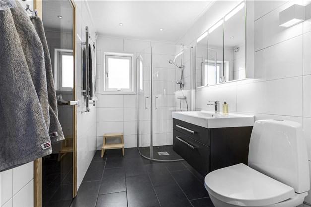 WC/Dusch på entréplan