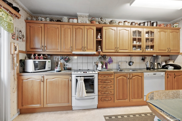 Arbetsytor i kök