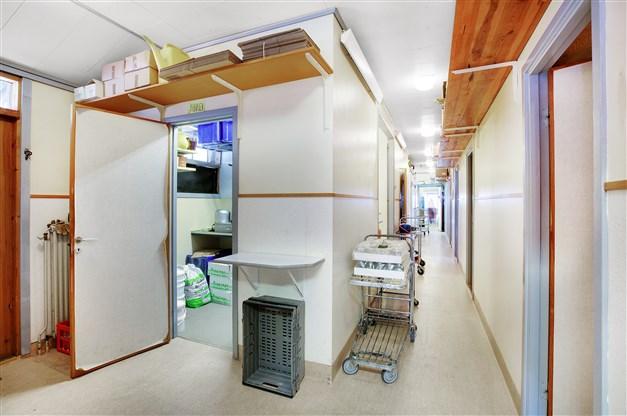 Korridor bort mot köket