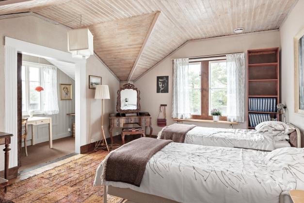 Sovrum 3 med alkoven