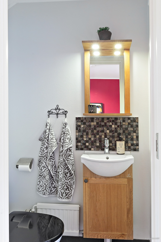 Stilrent WC.