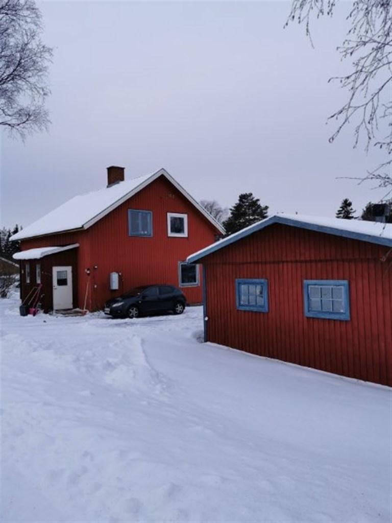 Huset och stallet
