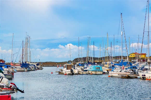 Lerkilsbåthamn