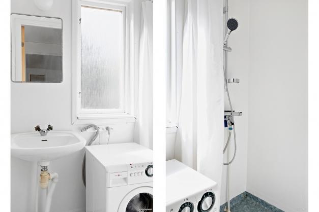 Dusch/tvättstuga