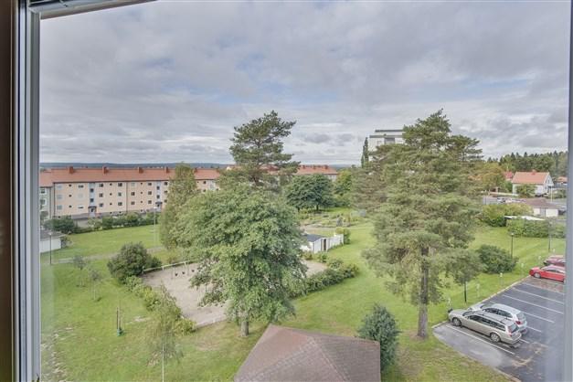 Utsikt från lägenheten