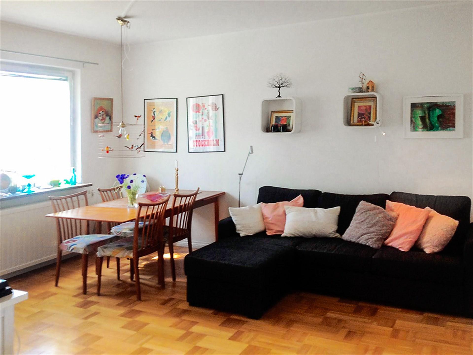 Säljaren bild av lägenheten
