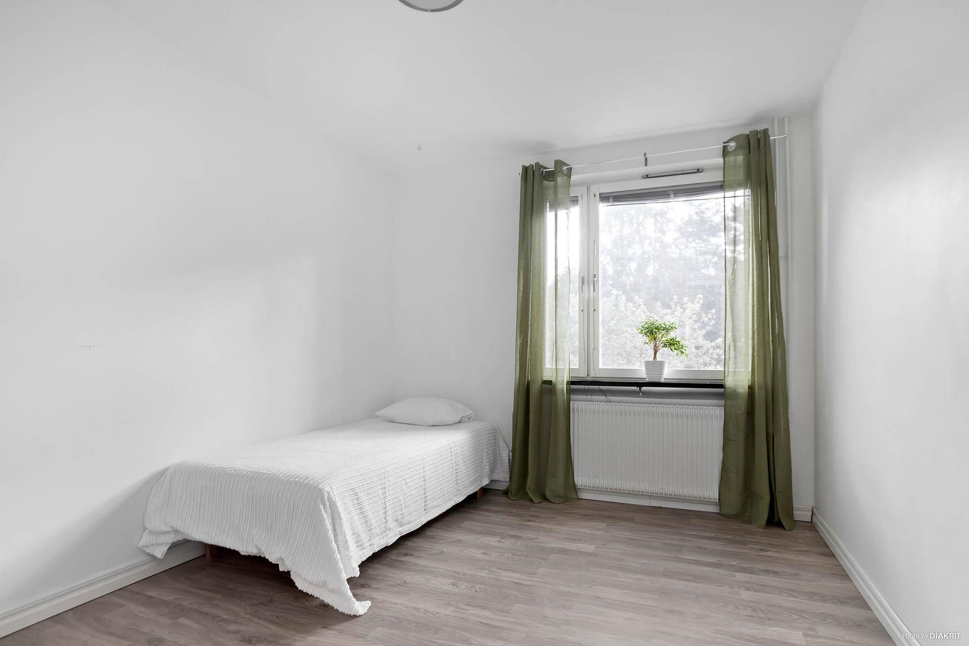 Sovrum 3, belägen i privat del