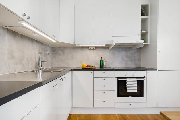 Snyggt och stilrent kök