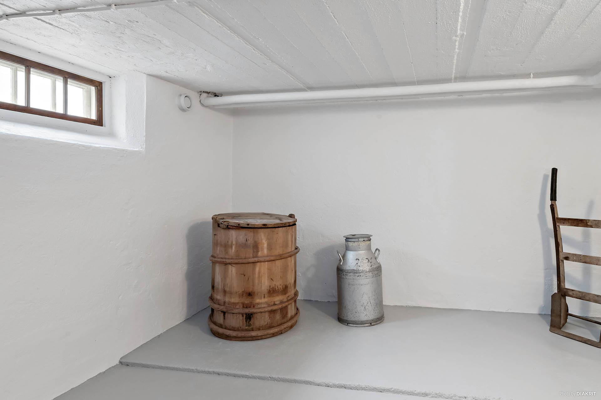 Rum i källare