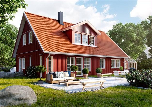 Illustrationer av Villa Kalmar