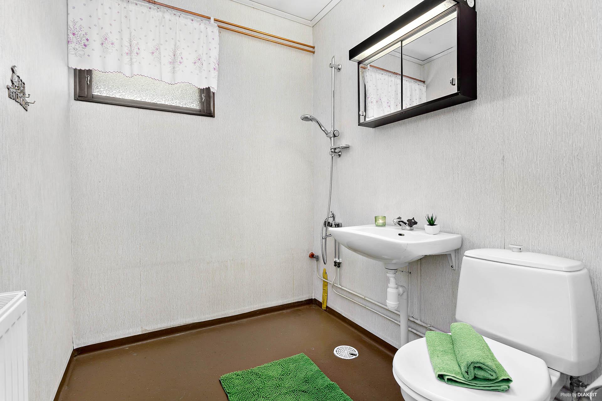 WC / dusch