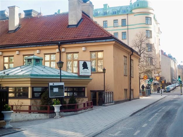 Restaurang Clas på hörnet