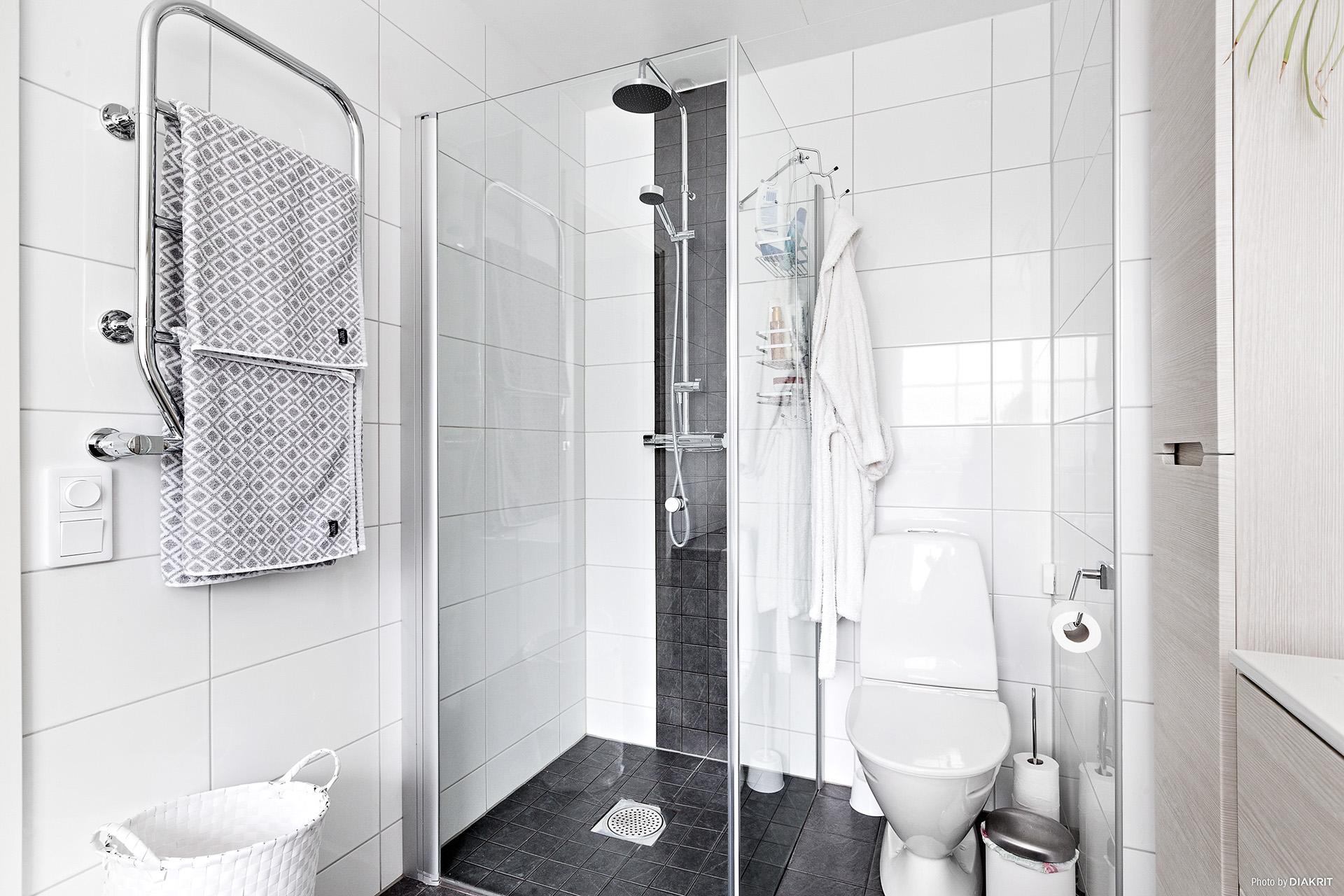 Toalett/bad/dusch