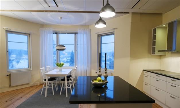 Exempelbild interiör lägenhet. Foto: Camilla Öjhammar, Bildlikt