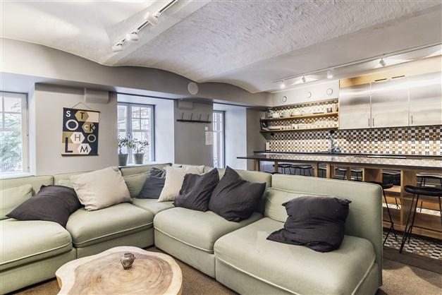 Second living room som kan bokas