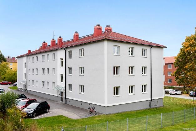 Välkomna till Seminariegatan på Härnön.