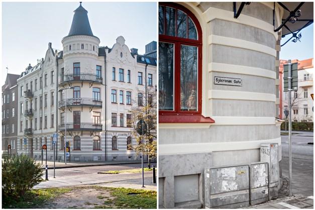 Välkommen till Sjöcronas gata 2A! Här byggs unika vindslägenheter med finess och stil utöver det vanliga!