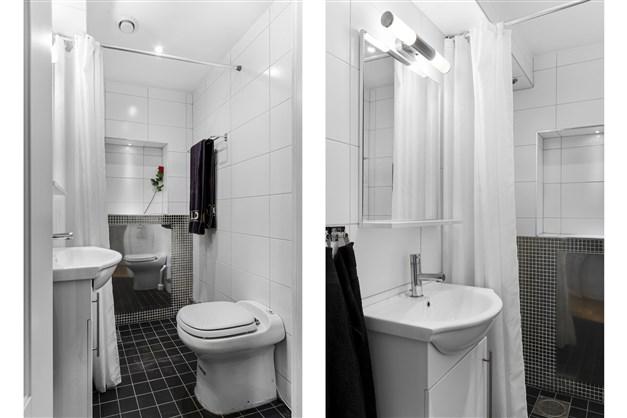 WC/Dusch entréplan