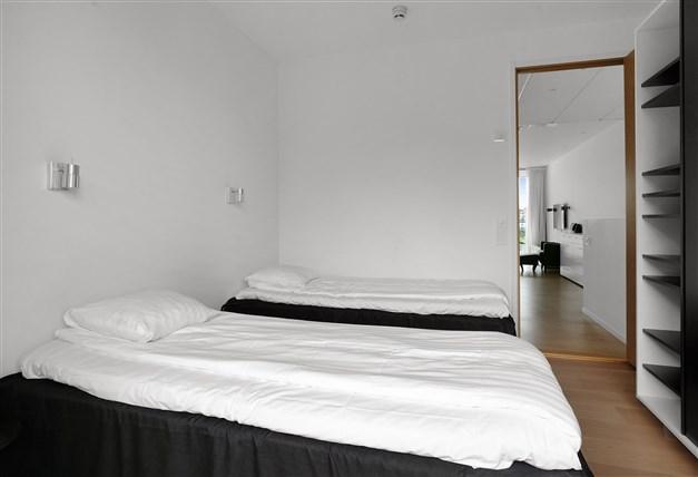 Sovrum på våningsplan 2