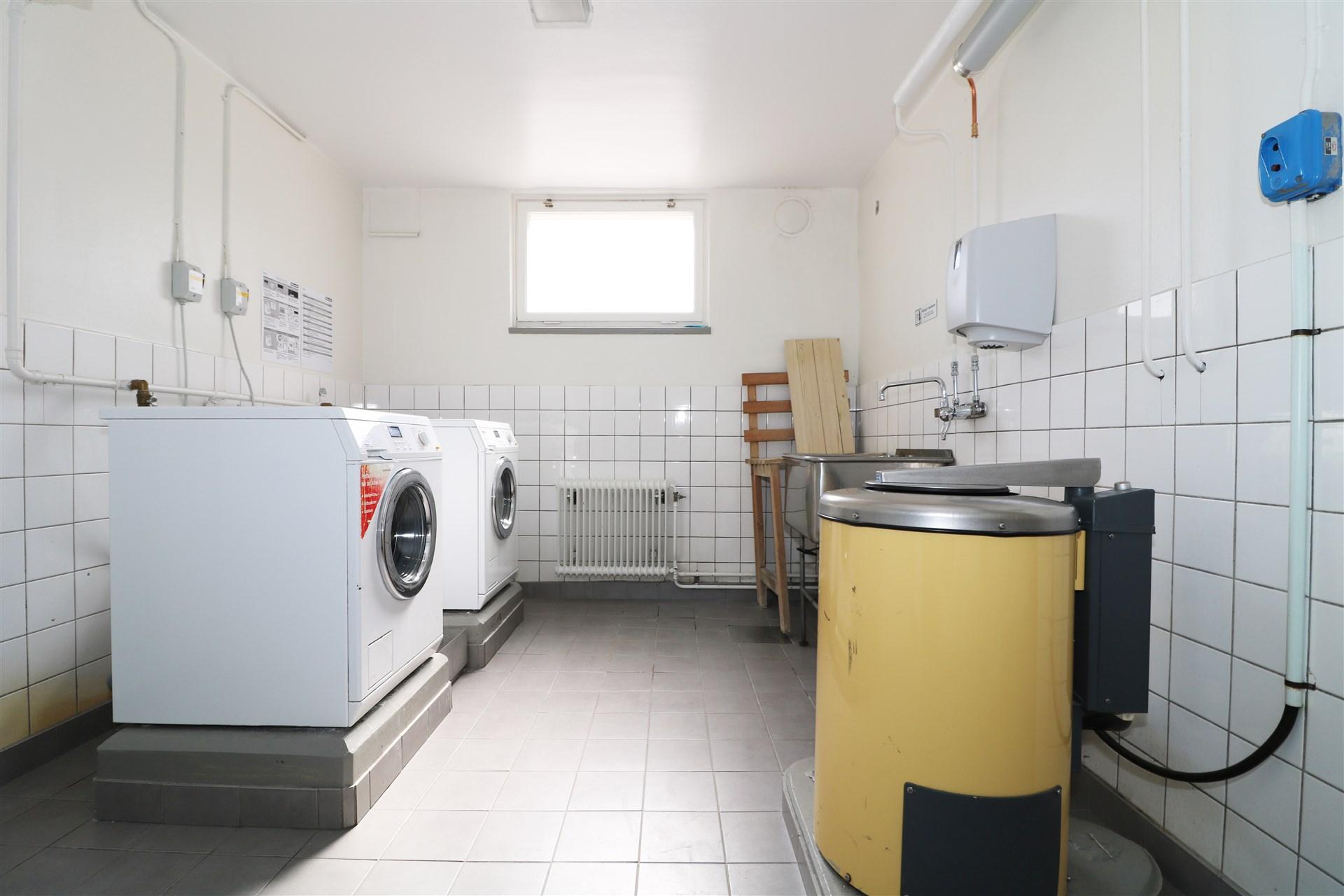 Tvättstugan i föreningen