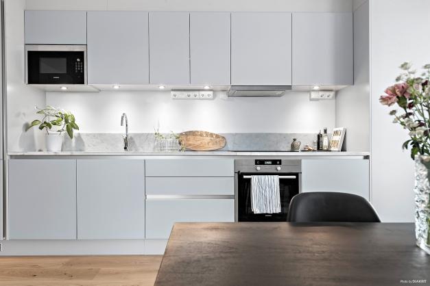 Snyggt och kvalitativt HTH kök