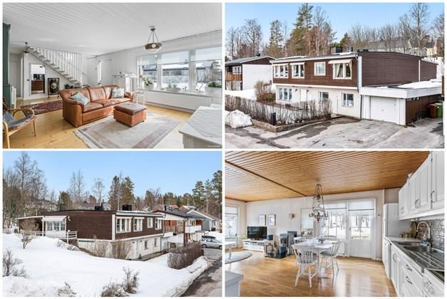 Betesvägen 6 - mycket rymlig familjevilla på Bondsjöhöjden.