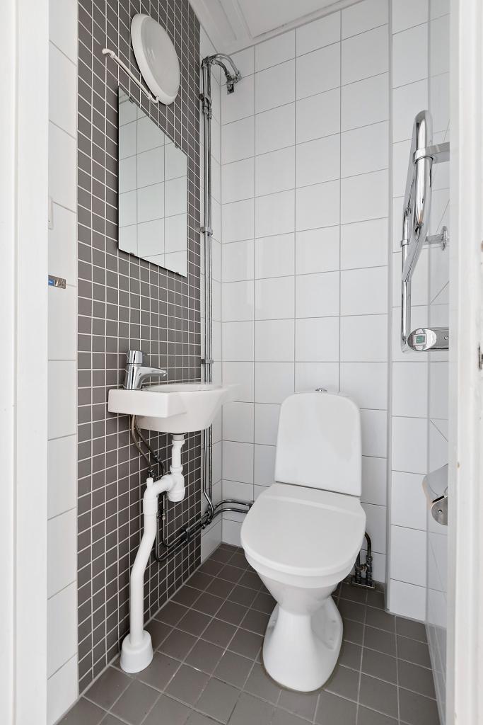 Plan 2 - Toalett