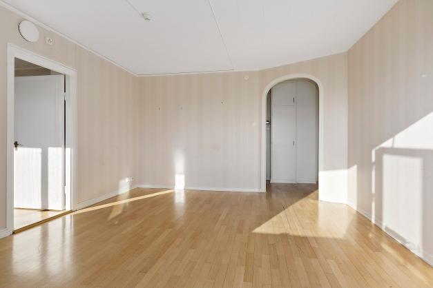 Plan 2 - Vardagsrummet