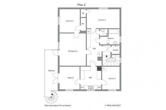 Plan 2 - 2D