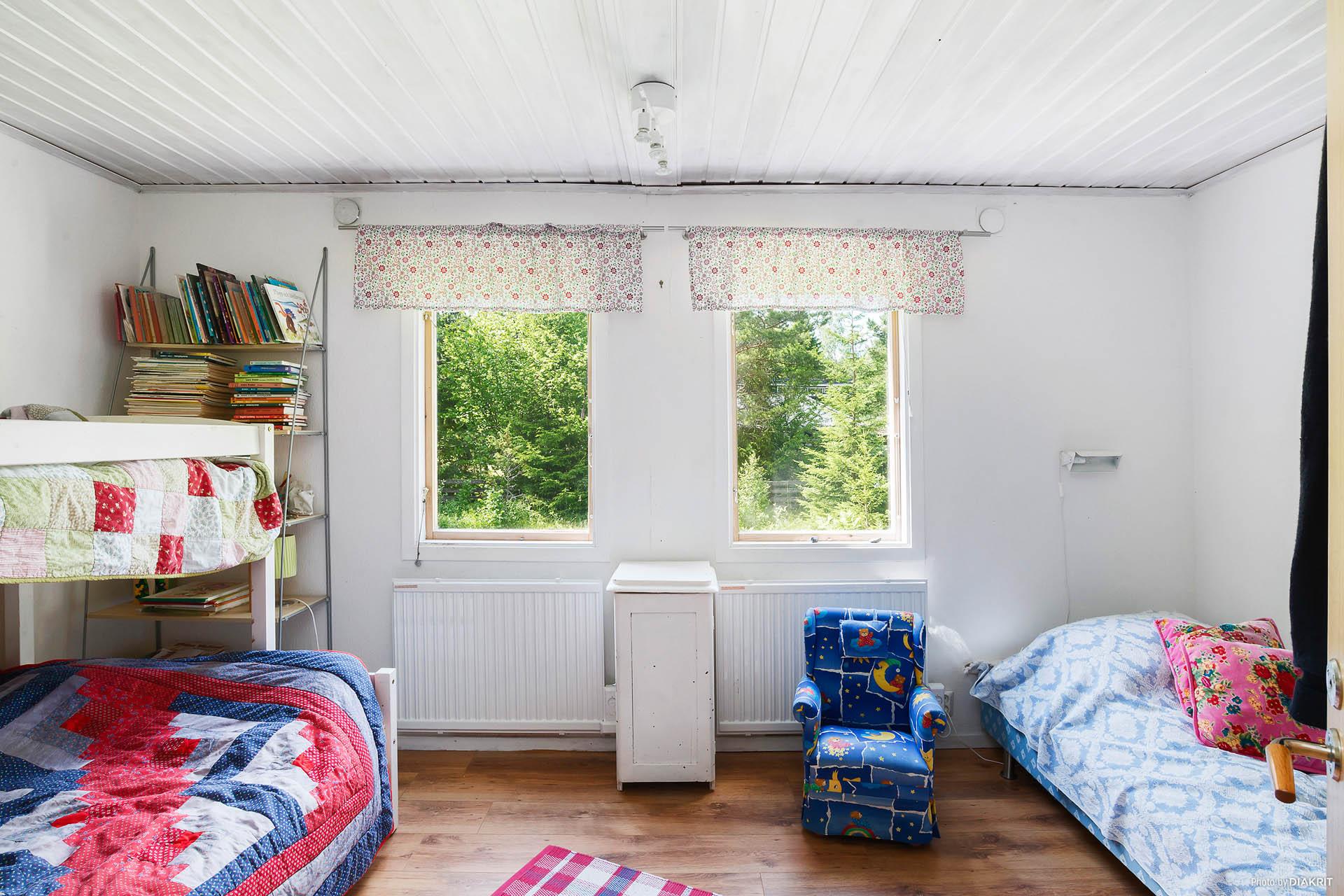 Sovrum 1 (tidigare 2 rum)