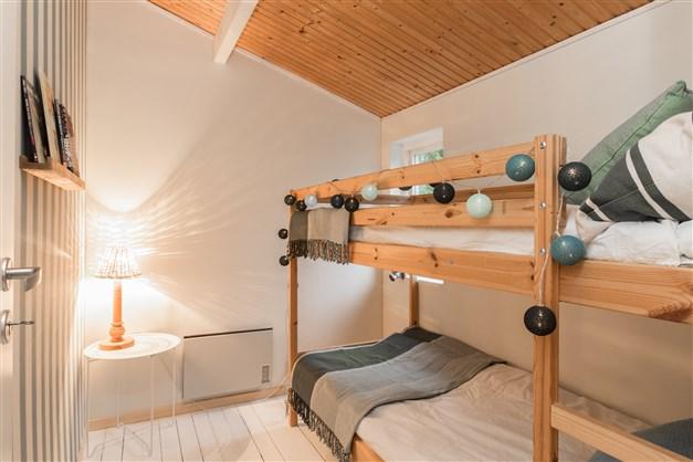 Sovrum nummer ett i bostaden